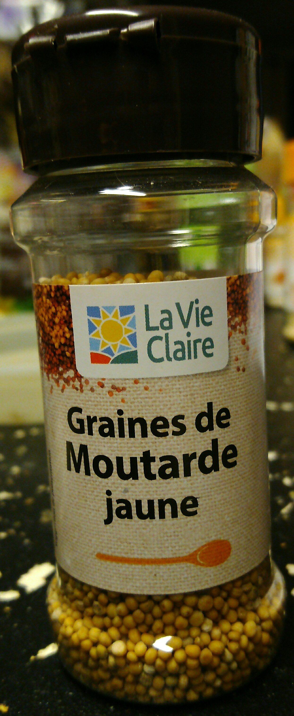 Graines de Moutarde Jaune - Produit - fr
