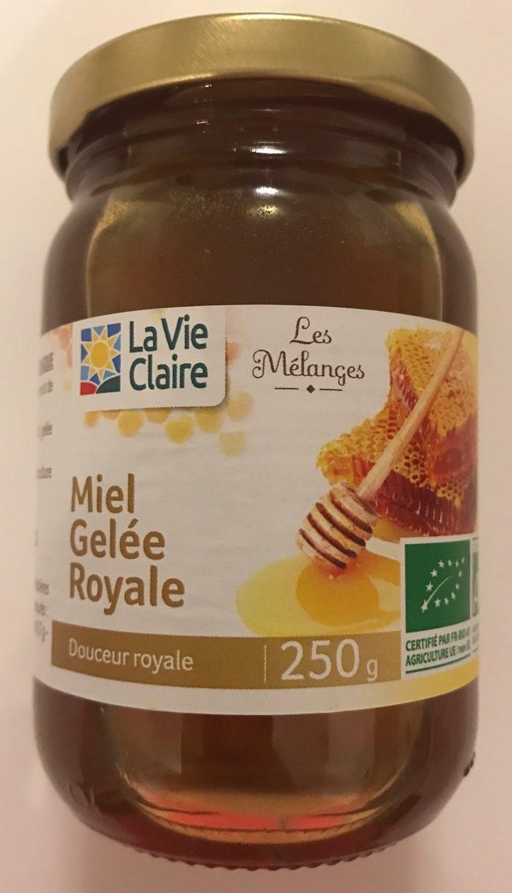 Miel Gelée royale - Product - fr