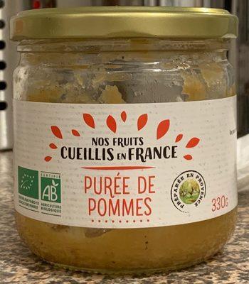 Puree de pomme - Product