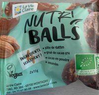 Nutri balls - Produit - fr