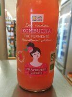 Kombucha framboise litchi - Produit