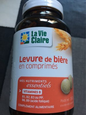 Levure biere - La Vie Claire