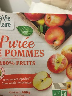 Purée de pommes - Product