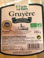 Gruyère - Product