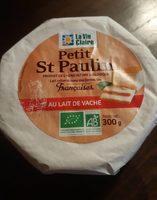 Petit St Paulin - Produit - fr