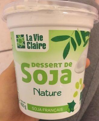 Dessert Soja Nature - Prodotto - fr