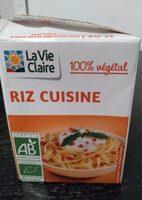 Riz cuisine 100% végétal - Product - fr