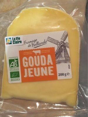 Gouda jeune - Product - fr