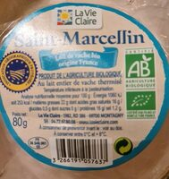 Saint Marcellin - Voedingswaarden - fr