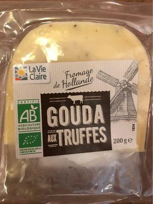 Gouda aux truffes - Product - fr