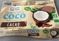 Dessert Au Lait De Coco Facon Panna Cotta - Produit - fr