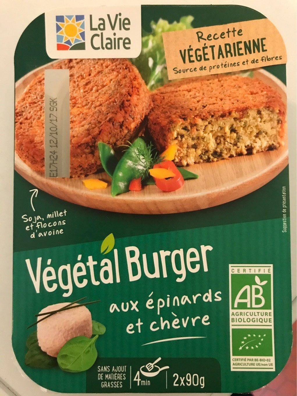 Vegetal Burger - Product