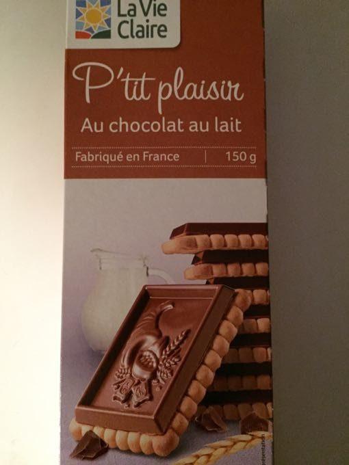 Petit Plaisir Au Chocolat Au Lait - Produit - fr