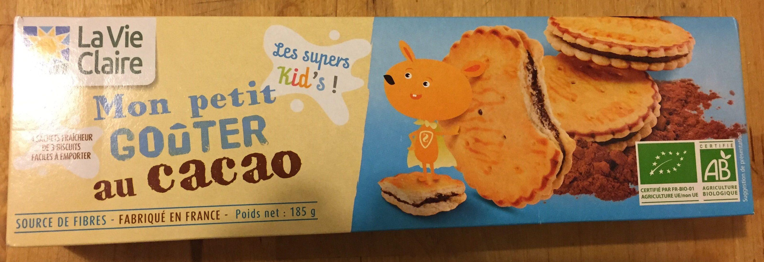 Mon Petit Goûter au Cacao - Product - fr