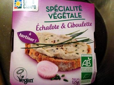 Spécialité végétale Échalote & Ciboulette - Product - fr