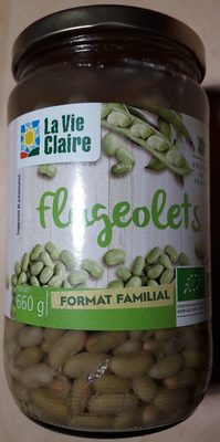 Flageolets 72cl 4€35 - Product