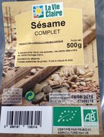 Sesame complet - Product
