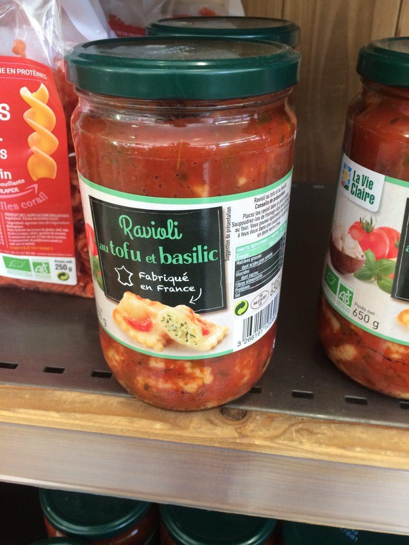Ravioli au tofu - Prodotto - fr