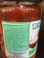 Ravioli au tofu - Ingredienti - fr