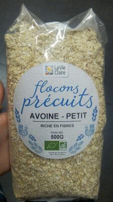 Flocons d'avoine précuits - petits - Produit
