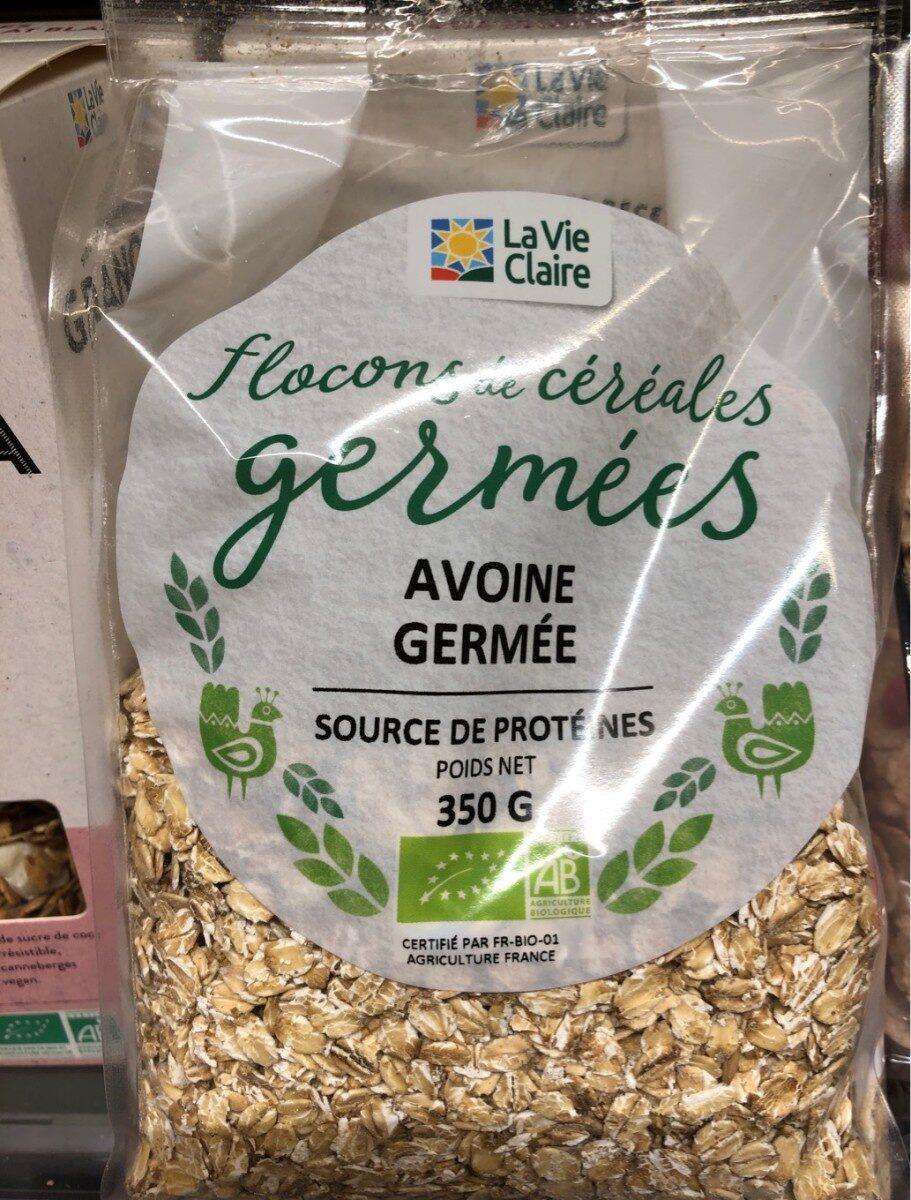 Flocons d'avoine germée - Prodotto - fr