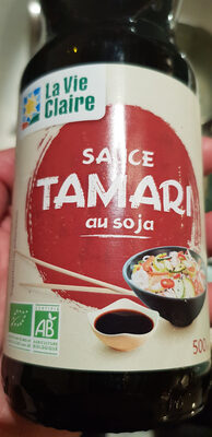 Sauce Tamari au soja - Produit - fr