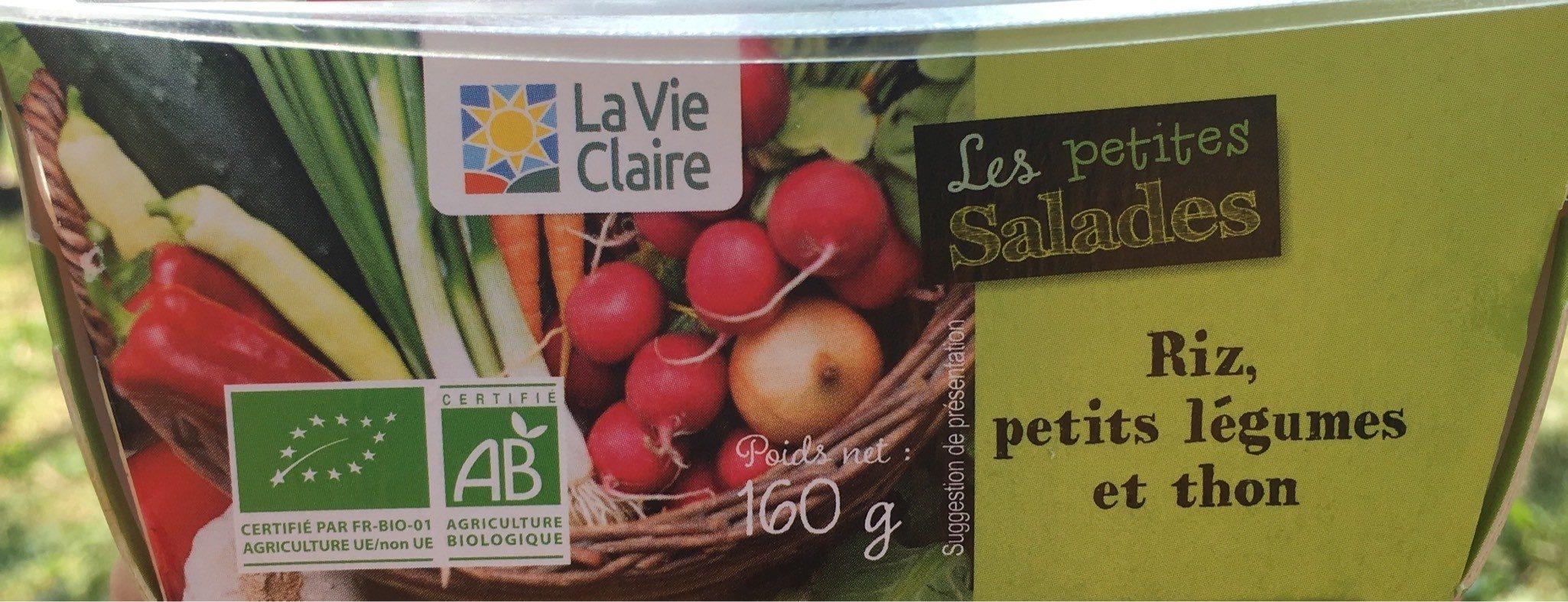 Salade riz - Product