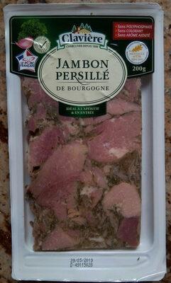 Véritable jambon persillé de Bourgogne - Product