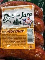 Diots du Jura au Morbier - Product