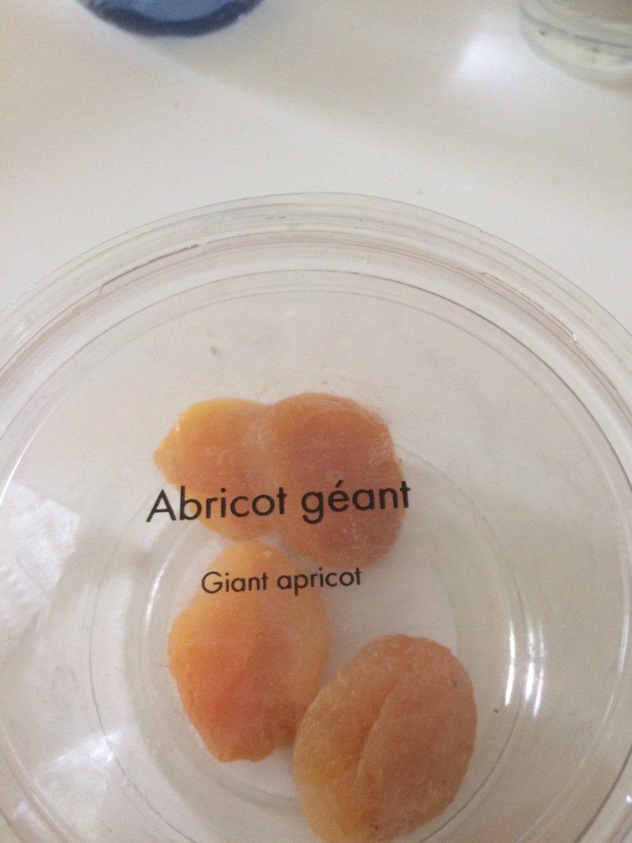 Abricot geant - Produit - fr