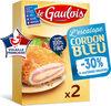 escalope cordon bleu -30% de matières grasses - Prodotto