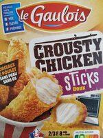 Crousty chicken - Product - en