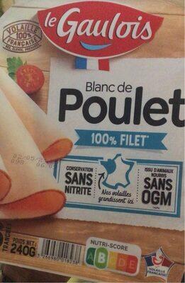 Blanc de poulet - Prodotto - fr