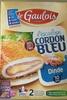l'escalope Cordon Bleu Dinde - Product