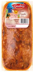 Rôti de dinde cuit 800g - Produit - fr