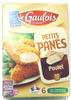 Petits panés poulet - Produit