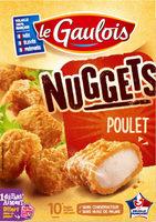 Nuggets de poulet x10 - Produit