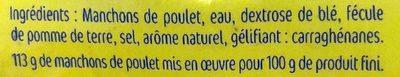 grignottes rôties en sac - Ingredienti - fr