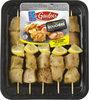 Brochettes de poulet Thym Citron x5 - Produit