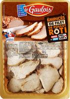 Emincés de filet de poulet rôti - Produit - fr