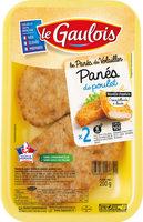 Panés de poulet x2 - Product - fr