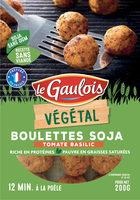 Boulettes Soja Tomates Basilic - Product - fr