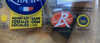 Cuisses De Poulet Loué, Barquette 900g - Ingrédients