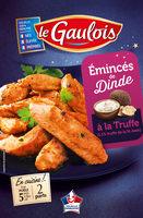 Emincés de dinde à la truffe - Produkt - fr