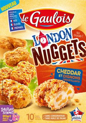 London Nuggets cheddar et Oignons Croustillants - Product