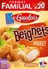 Beignets de poulet x20 - Produit