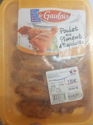 poulet au piment d'espelette - Product - fr
