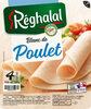 Blanc de poulet x 4 halal - Product