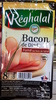 Bacon de dinde fumé au bois de hêtre - Product