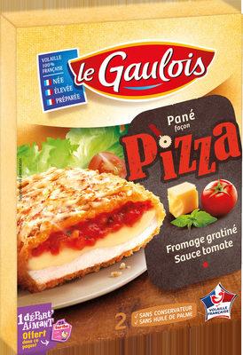 2 Panés façon Pizza - Produit - fr
